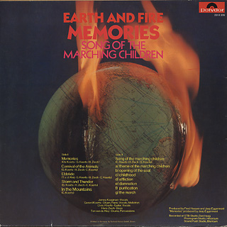 Earth And Fire / Song Of The Marching Children back