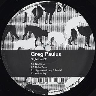 Greg Paulus / Nightime EP