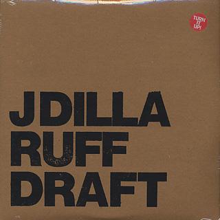 J Dilla / Ruff Draft (2LP)
