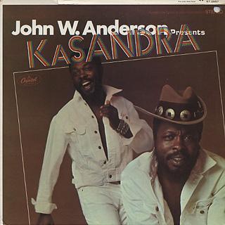 John W. Anderson / Kasandra
