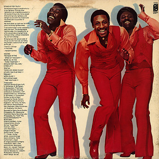 O'Jays / Travelin' At The Speed Of Thought back