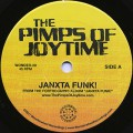 Pimps Of Joytime / Janxta Funk ! c/w Honey Of Your Smile feat. Roy Ayers