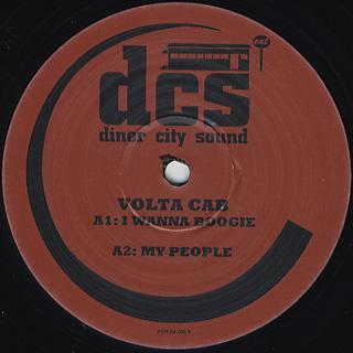 Volta Cab / Dinner City Sounds 2 EP