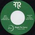 5 Elementz / Right To Carry