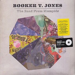 Booker T. Jones / The Road From Memphis