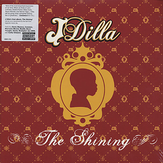 J Dilla / The Shining (2LP) front