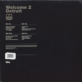 Jay Dee / Welcome 2 Detroit back