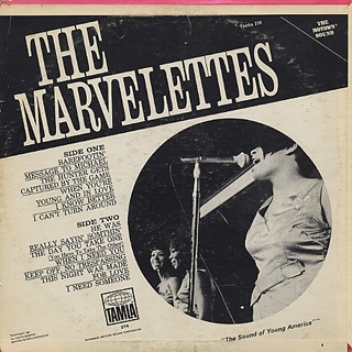 Marvelettes / S.T. back