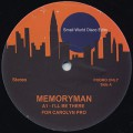 Memoryman / Small World Disc Vol.13