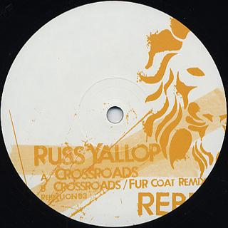 Russ Yallop / Crossroads back