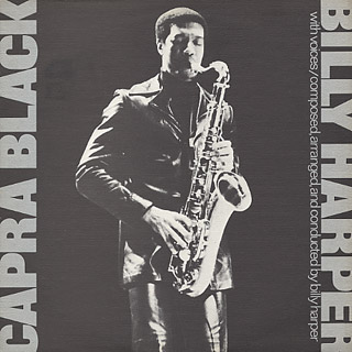 Billy Harper / Capra Black front