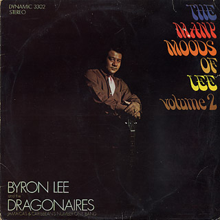 Byron Lee and The Dragonaires / Many Moods Of Lee Vol.2
