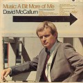 David McCallum / Music: A Bit More Of Me