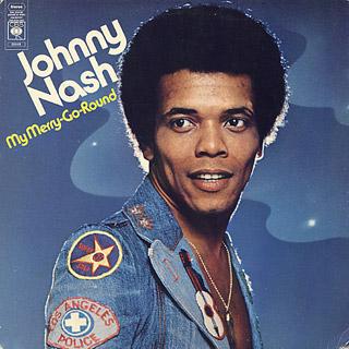 Johnny Nash / My Merry-Go-Round