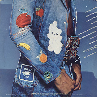 Johnny Nash / My Merry-Go-Round back