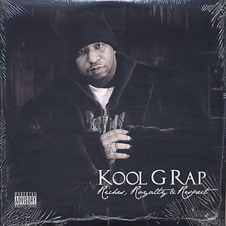 Kool G Rap / Riches, Royalty, Respect front