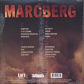 Roc Marciano / Marcberg back