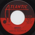 Aretha Franklin / Respect c/w Dr.Feelgood