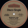 Barbara Law / Can You Read My Mind