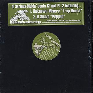 DJ Serious / Makin' Beats 12inch Pt.2