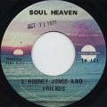 E.Rodney Jones And Friends / Soul Heaven c/w (Inst.)