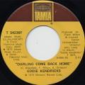 Eddie Kendricks / Darling Come Back Home c/w Loving You The~