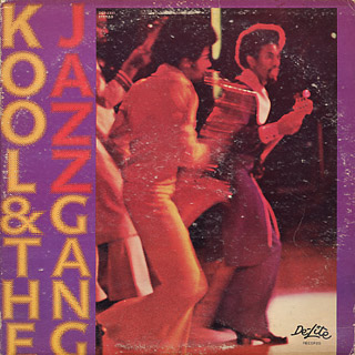 Kool & The Gang / Jazz front