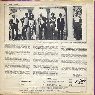 Kool & The Gang / Jazz back