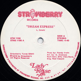Lady Rose / Dream Express