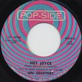Lou Courtney / Hey Joyce c/w I'm Mad About You