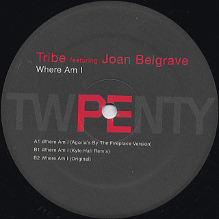 Tribe / Where Am I Remixes