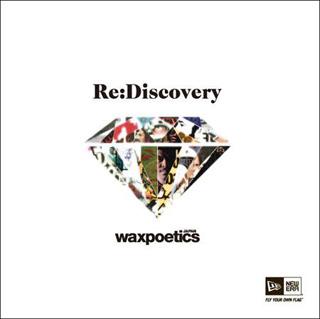 Re:Discovery (Waxpoetics 別冊)