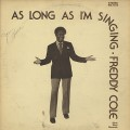 Freddy Cole / As Long As I'm Singing