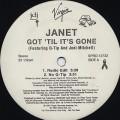 Janet / Got 'Til It's Gone