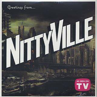 Madlib Medicine Show Vol. 9 / Channel 85 Presents Nittyville (2LP)