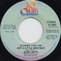 Barry White / I'm Gonna Love You Just A little More Baby c/w (Inst.)
