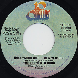 Eleventh Hour / Hollywood Hot (New Version)