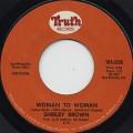 Shirley Brown / Woman To Woman