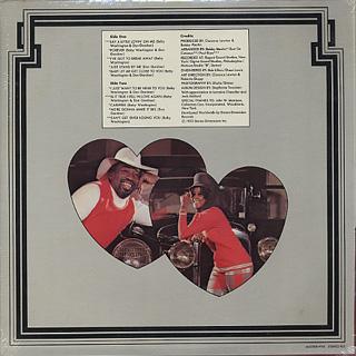 Baby Washington & Don Gardner / Lay A Little Lovin' On Me (Sealed) back