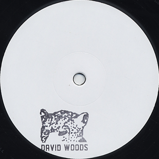 David Woods / On The Green Alone EP