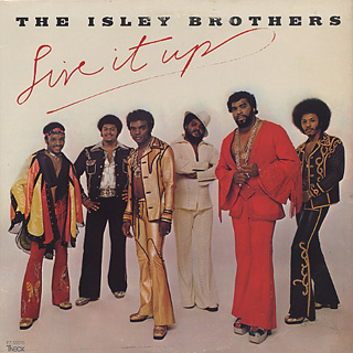 Isley Brothers / Live It Up