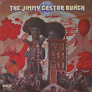 Jimmy Castor Bunch / It's Just Begun (Sealed) front