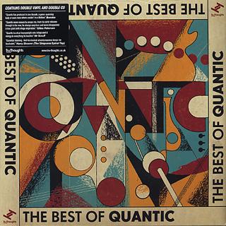 Quantic / The Best Of Quantic (2LP+2CD)