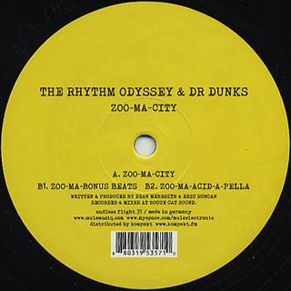 Rhythm Odyssey & Dr Drunk / Zoo-Ma-City