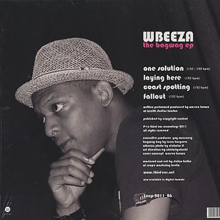 Wbeeza / The Bagwag EP back
