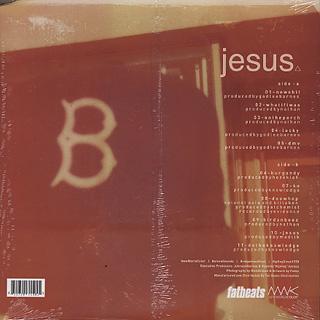 B / Jesus back