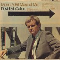 David McCallum / Music : A Bit More Of Me
