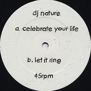 DJ Nature / A Celebrate Your Life
