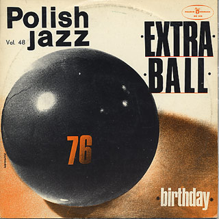 Extra Ball / Birthday front