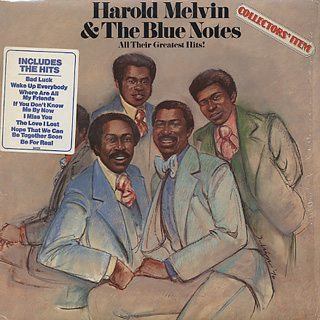 Harold Melvin & The Blue Notes / All Their Greatest Hits!
